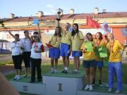 Девчёнки из Украины завоевали золото.