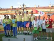 Зборная Украины - третий раз к ряду подтвердила звание Чемпиона Мира