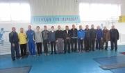 Чемпіонат України серед чоловіків в закритому приміщенні