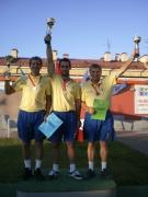 Украина собрала весь комплект медалей